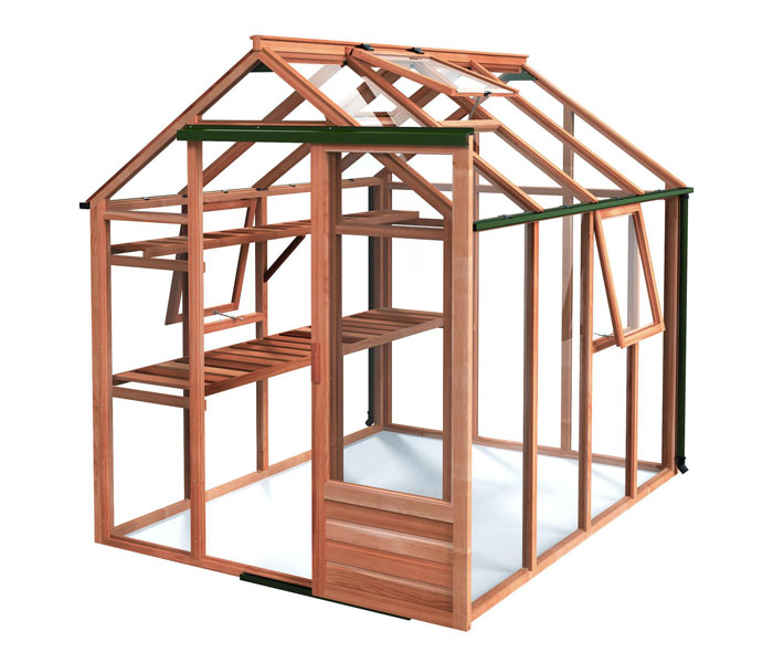 Small Greenhouses Cedar Greenhouse Kits Wooden 2016 : 2016 Car Release ...